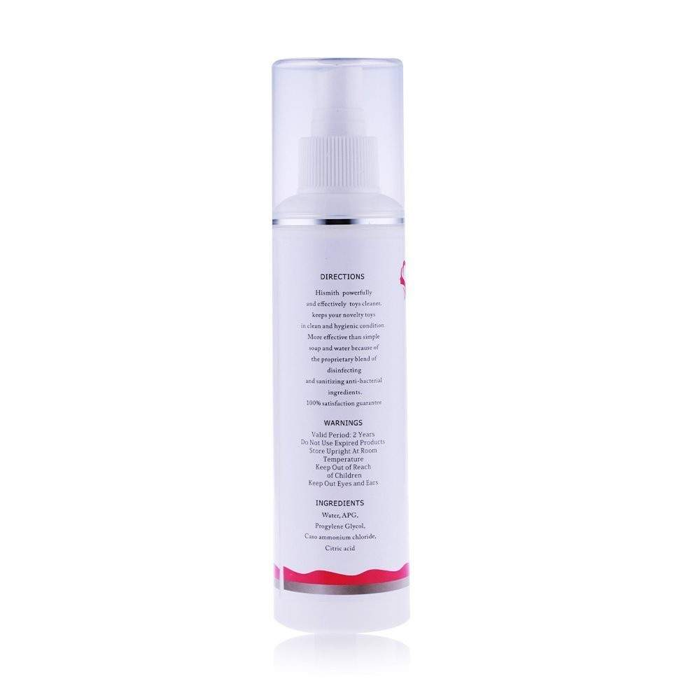 Hismith Antibacterial Sex Toy Spray Cleaner, Specialized Antibacterial Cleanser Sex Doll Cleanser