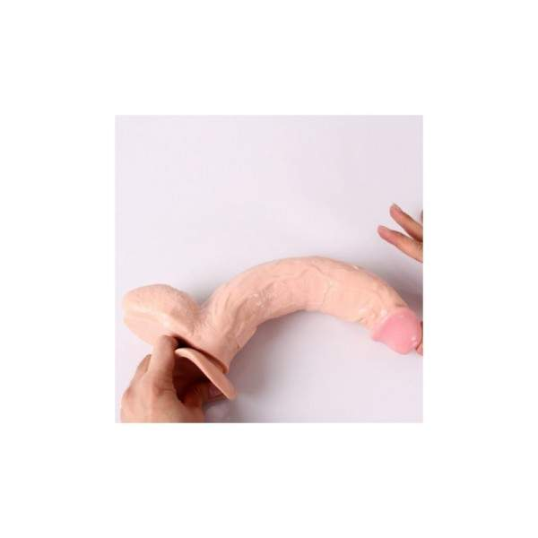 Hot Selling 13inchs (33cm) Sturdy Suction Cup Dildo, Super Big Dildo, Realistic Penis, Sex Toys for Woman,