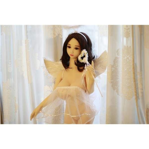 PAULA A CUTE AND WELL-BEHAVED ANGELIC SEX DOLL 3.28FT (100CM)