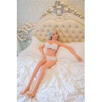 LILY SEXY SEDUCTIVE SEX DOLL, LIFE SIZE, FULL SILICONE MALE SEX TOY,