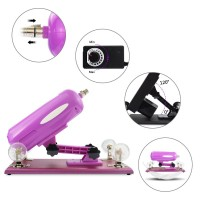 Hismith Adjustable Portable Automatic Sex Machine with High-Quality Dildo Accessories