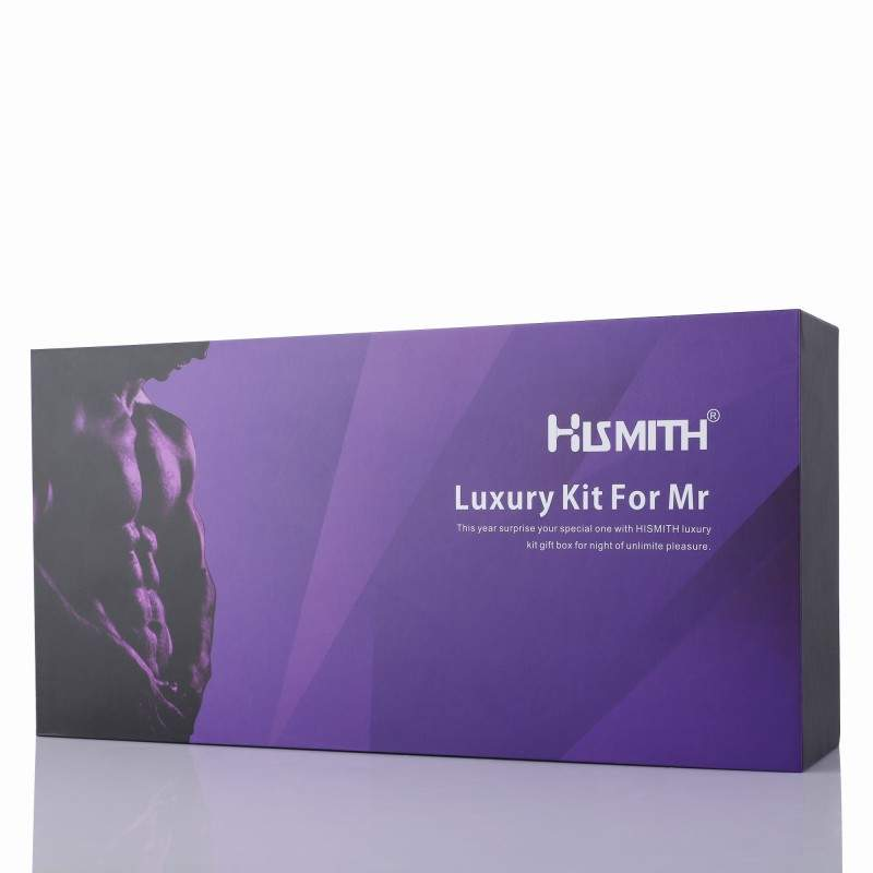 HISMITH Luxury Kit For Mr - Kliclok System Adaptors
