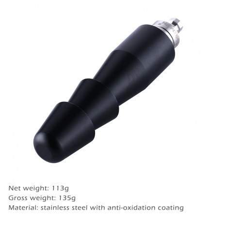 Hismith Hard Lock Sex Machine Attachment, Adapter For KlicLok Dildo