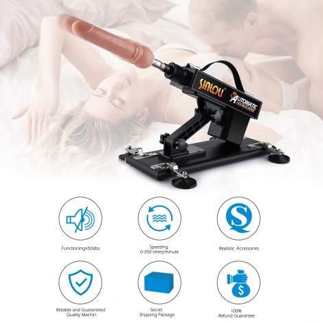 Basic Portable Sex Machine -- Bundle D