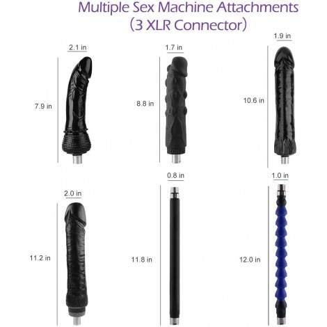 Basic Sex Machine -- Bundle F